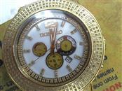 DON & CO 3 1/2 carat diamond Gent's Wristwatch R8049